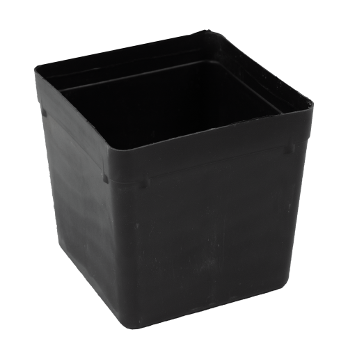 Kweekpot Vierkant 18x18 cm (per stuk)