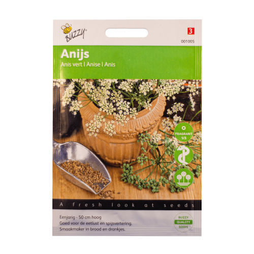 Anijs Buzzy Seeds
