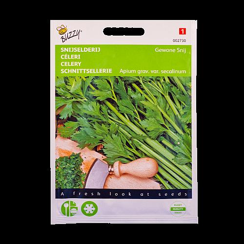 Bladselderij (Snijselderij / Gewone) Buzzy Seeds