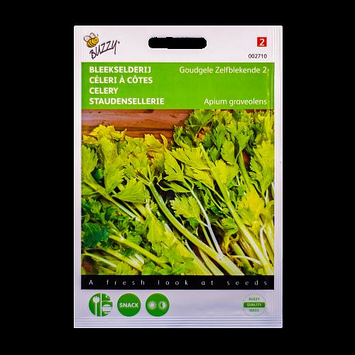 Bleekselderij (Goudgele Zelfblekende 2) Buzzy Seeds