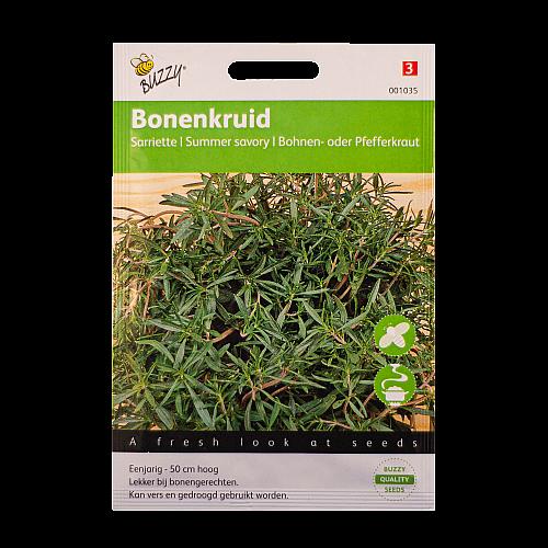 Bonenkruid (Éénjarig) Buzzy Seeds