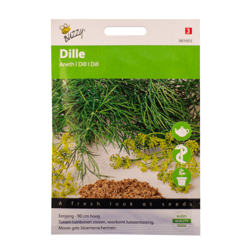 Dille Buzzy Seeds