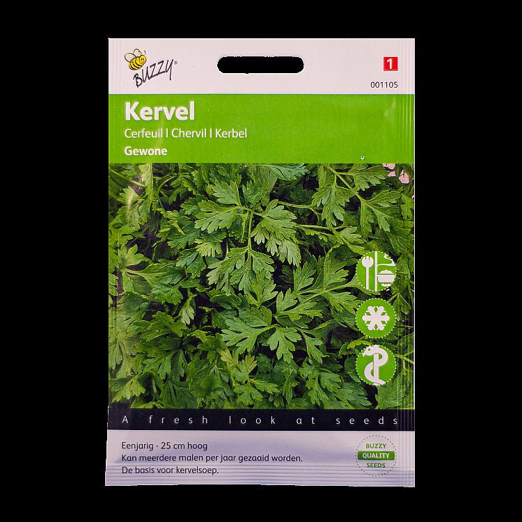 Kervel Buzzy Seeds