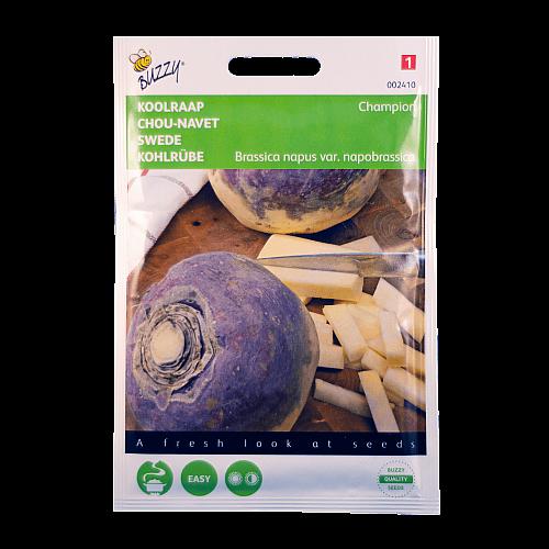 Koolraap (Champion) Buzzy Seeds