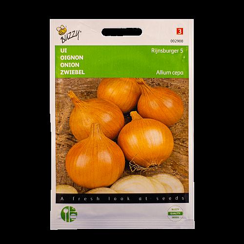 Uien (Rijnsburger) Buzzy Seeds