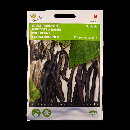 Stokspekbonen (Blauhilde) Buzzy Seeds