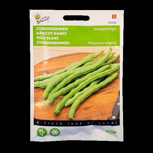 Stokspekbonen (Neckarkönigin) Buzzy Seeds