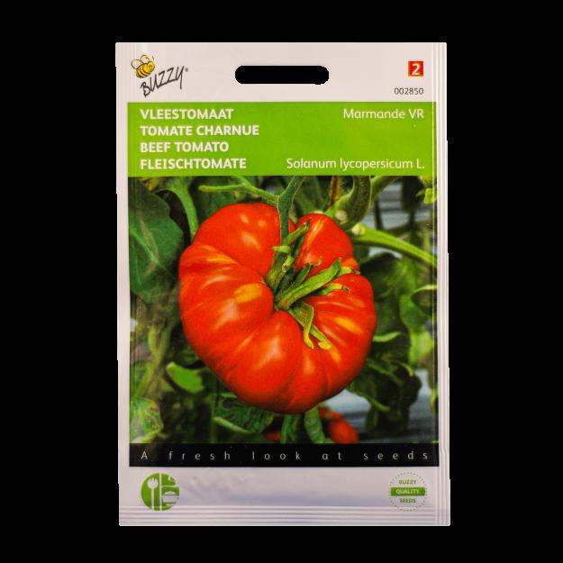 Tomaat (Vleestomaat / Marmande VR) Buzzy Seeds