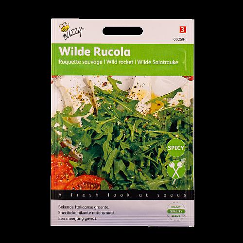 Rucola (Wilde) Buzzy Seeds