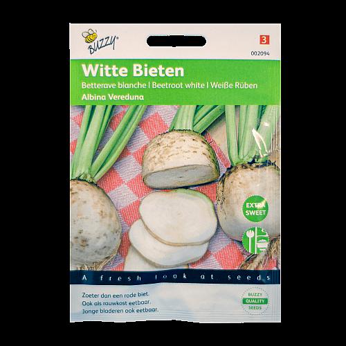 Witte biet (Albina Vereduna) Buzzy Seeds
