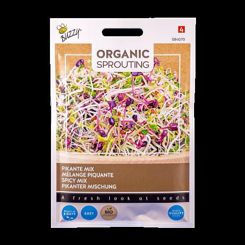 Pikante mix Buzzy Organic Sprouting BIO