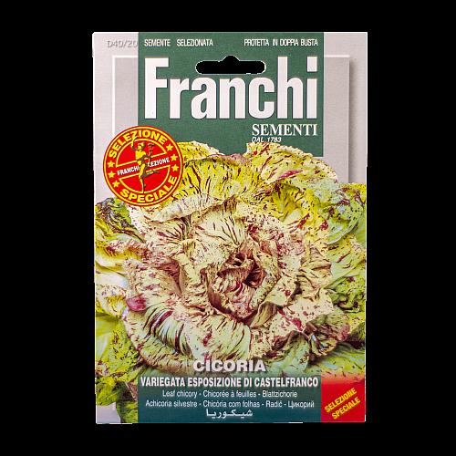 Cichorei (Cicoria var. esp. Castelfranco) Franchi Sementi