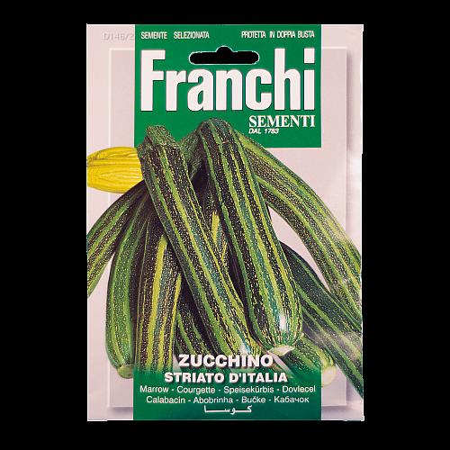 Courgette (Striato d'Italia) Franchi Sementi