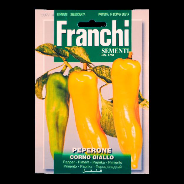 Paprika (Corno Giallo) Franchi Sementi