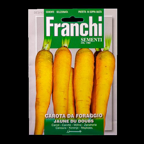Wortel (Gele / Carota da Foraggio) Franchi Sementi